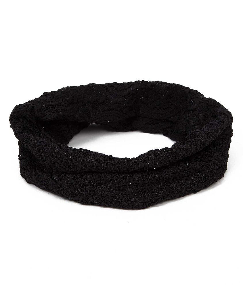 BKE Lace Headband front view