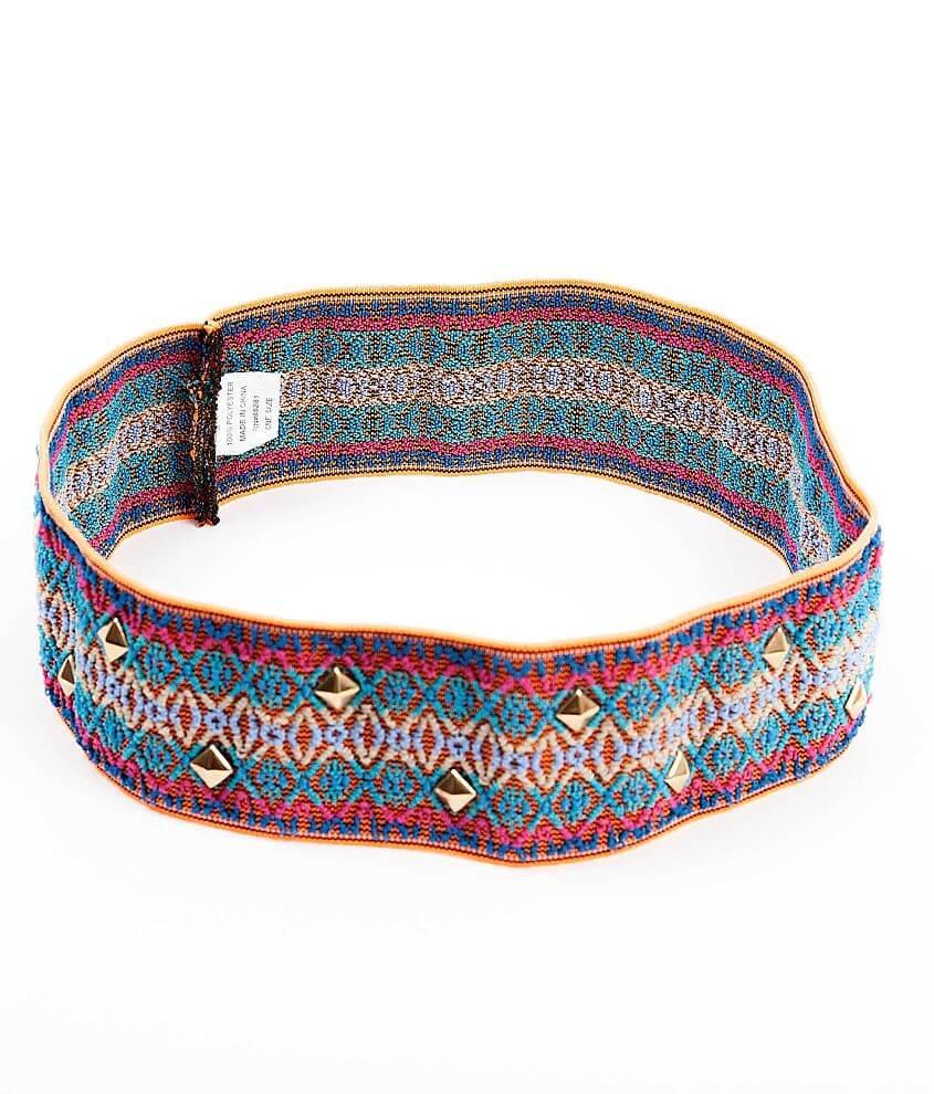 Daytrip Studded Headband front view