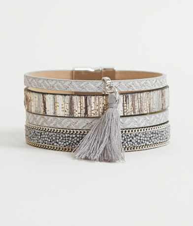 BKE Tassel Bracelet