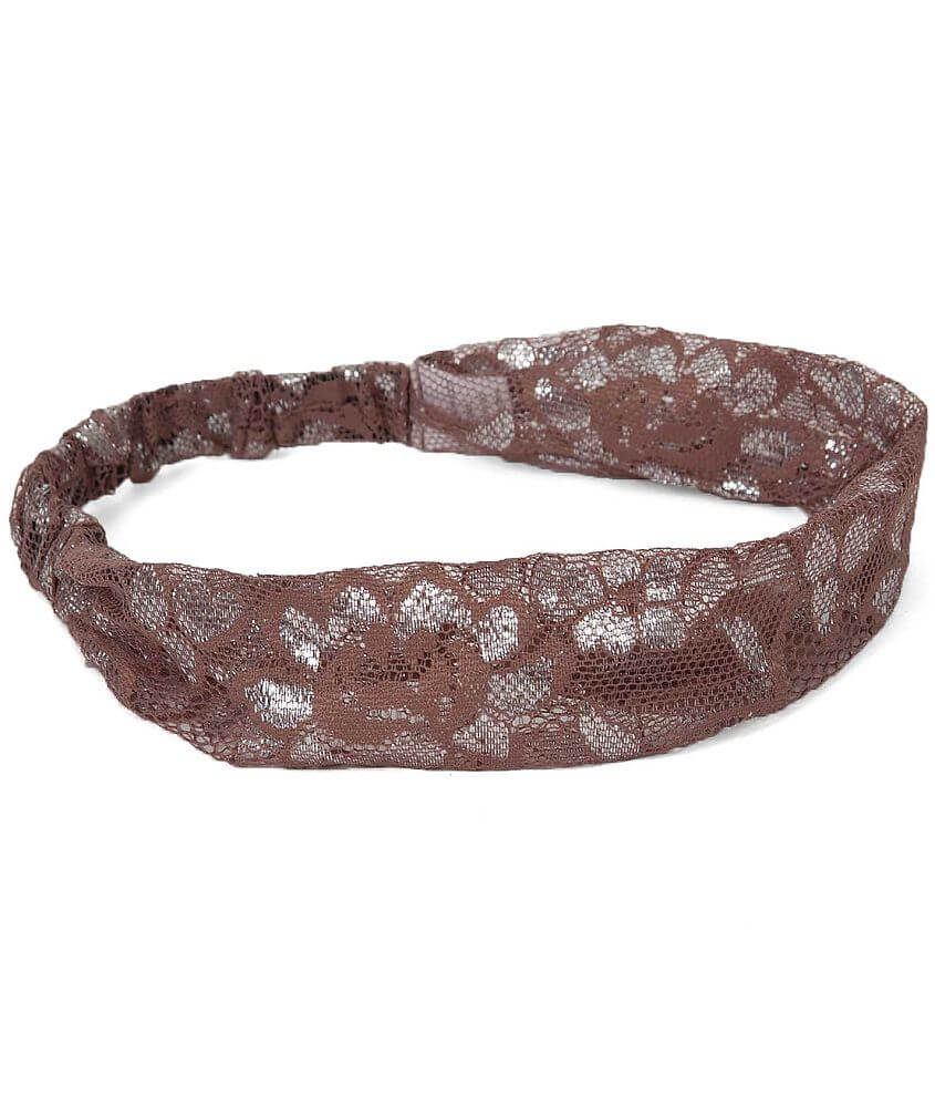 Daytrip Lace Headband front view