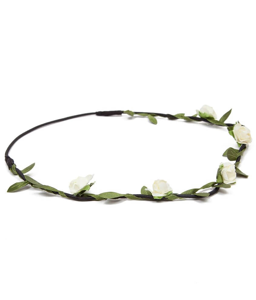 Daytrip Flower Headband front view