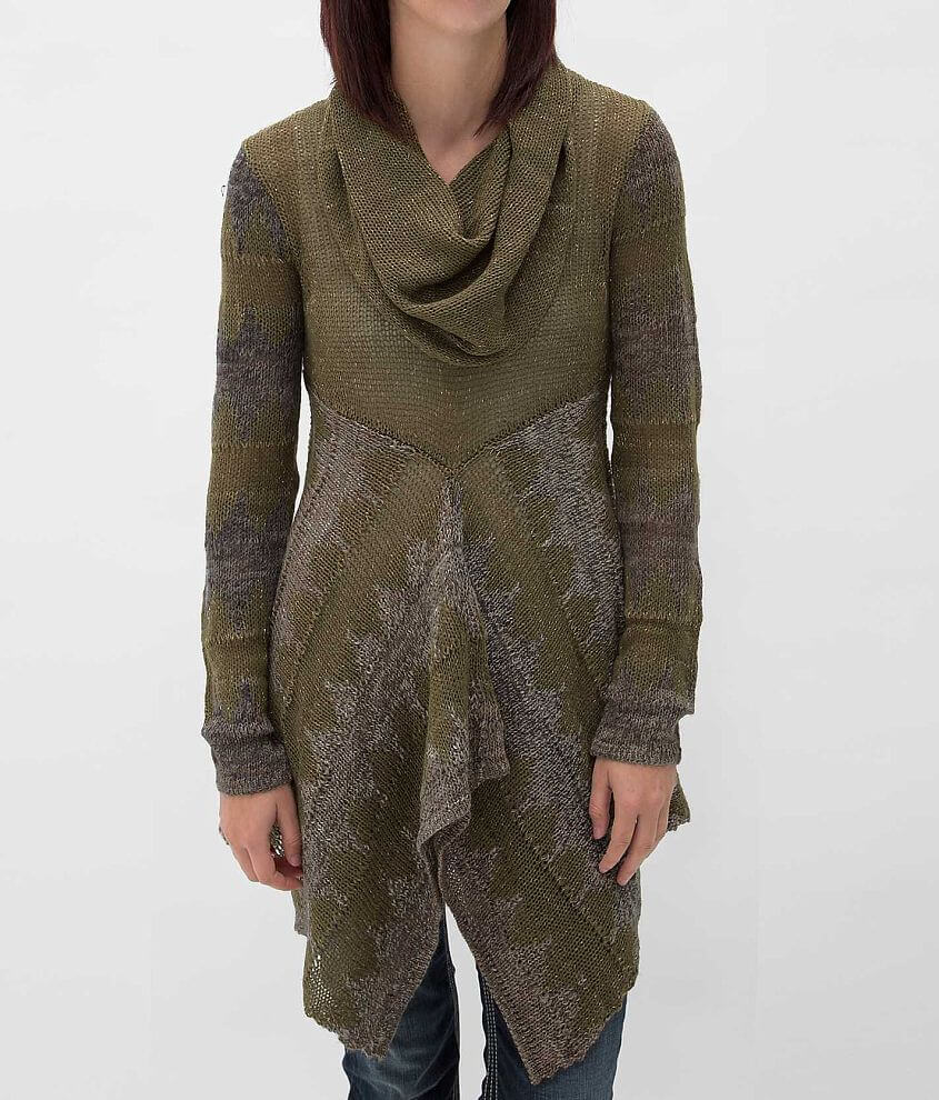 BKE Trapeze Sweater front view