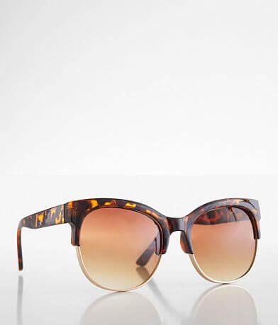 BKE Retro Tort Sunglasses