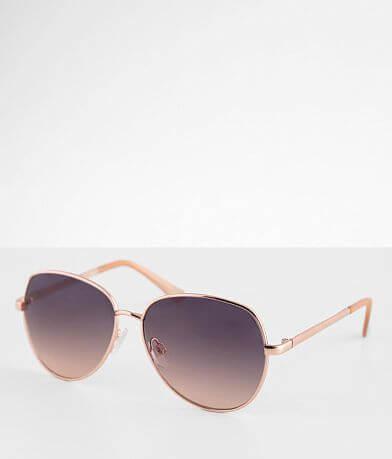 BKE Basic Aviator Sunglasses