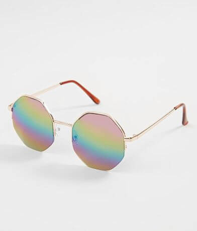 BKE Hexagon Sunglasses