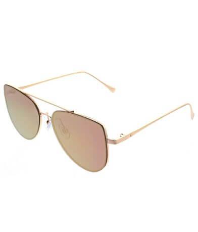 KENDALL + KYLIE Rowan Flat Front Sunglasses