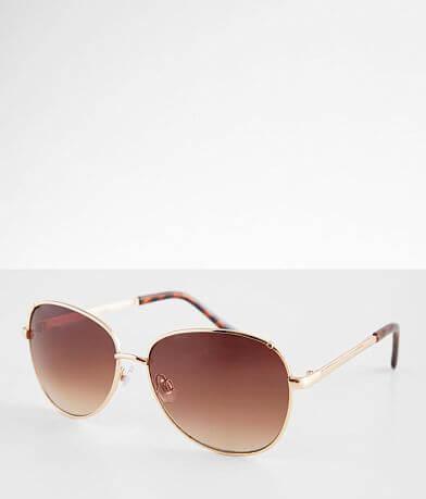 BKE Gradient Aviator Sunglasses