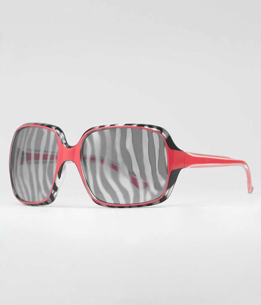 Daytrip Zebra Sunglasses front view