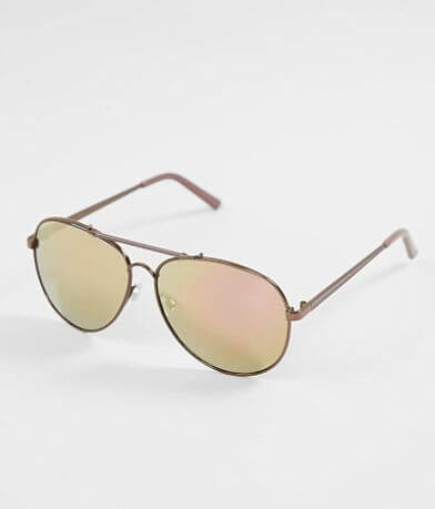 BKE Browbar Aviator Sunglasses