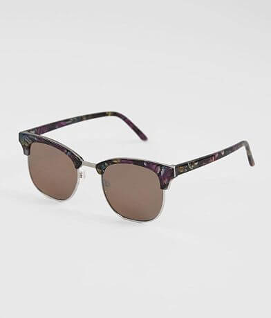 BKE Floral Basic Sunglasses