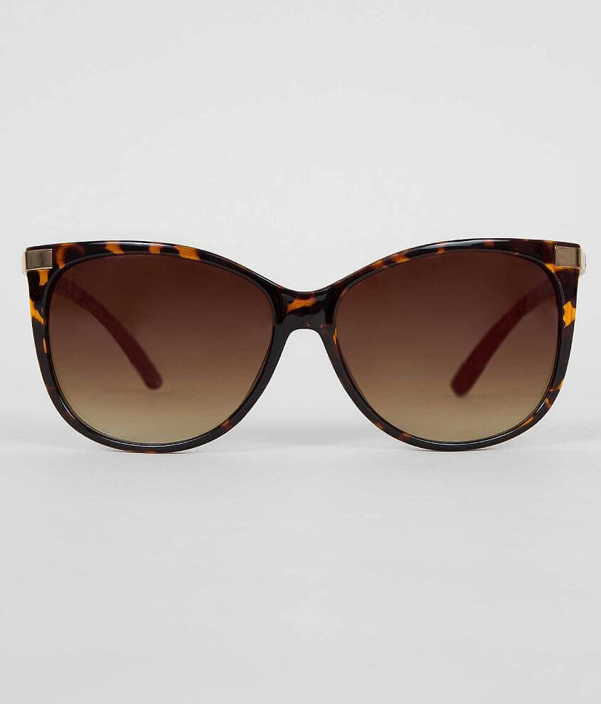 BKE Floral Sunglasses front view