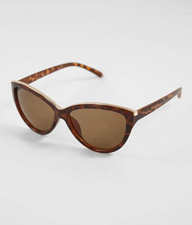 BKE Cat Eye Tortoise Sunglasses