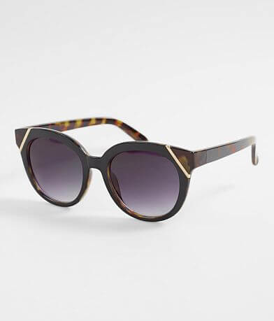 BKE Oversized Cat Eye Sunglasses