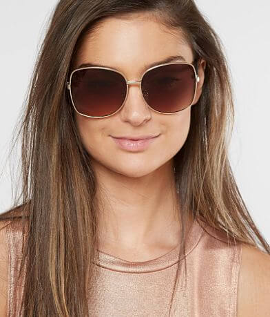 BKE Oversized Sunglasses