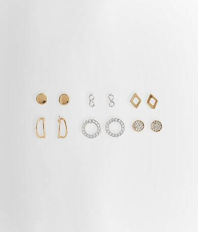 BKE Assorted Stud Earring Set