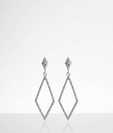 BKE Diamond Glitz Earring