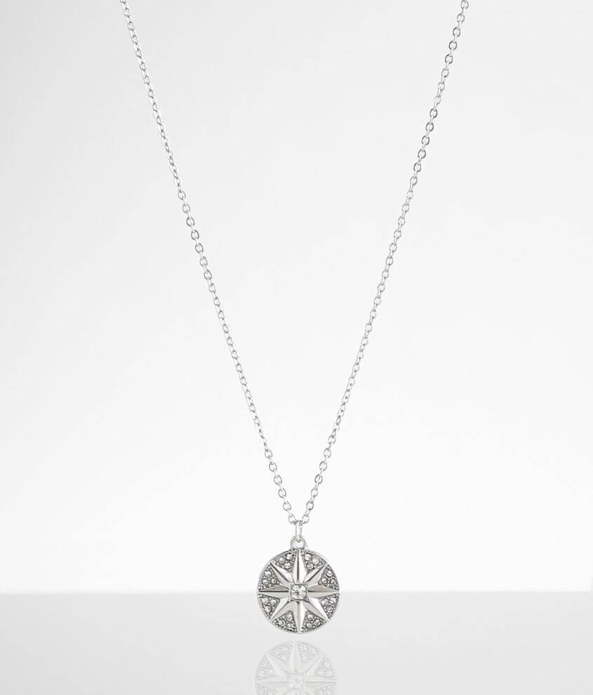 BKE Celestial Star Necklace front view