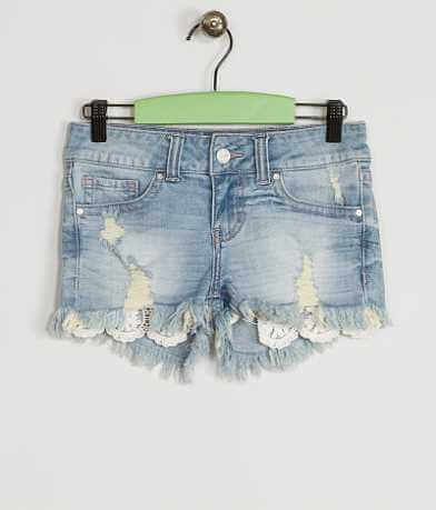 Girls - Daytrip Frayed Short