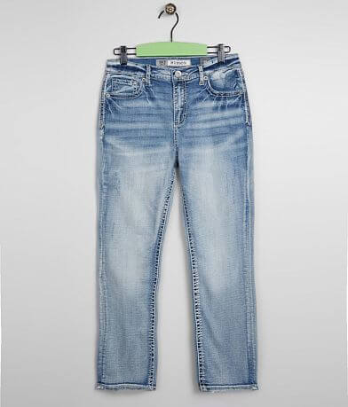 Boys - Hudson Straight Stretch Jean