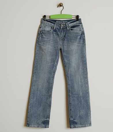 Boys - Request Jeans Peter Straight Stretch Jean