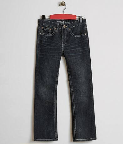 Boys - Request Jeans Gerald Boot Stretch Jean