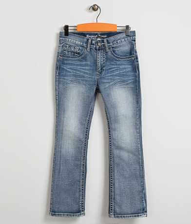 Boys - Request Jeans Troy Boot Stretch Jean