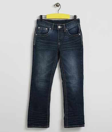 Boys - Request Jeans Henley Straight Stretch Jean
