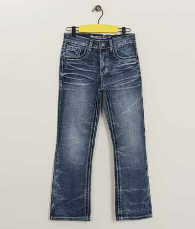 Boys - Request Houston Boot Stretch Jean