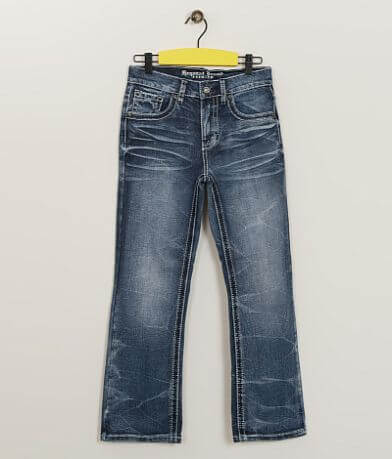 Boys - Request Jeans Houston Boot Stretch Jean