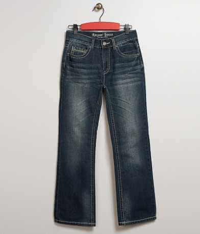 Boys - Request Jeans Ethan Straight Stretch Jean