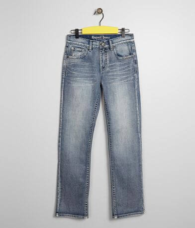 Boys - Request Troy Straight Stretch Jean