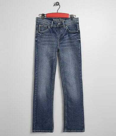 Boys - Request Jeans Oberhavson Boot Stretch Jean