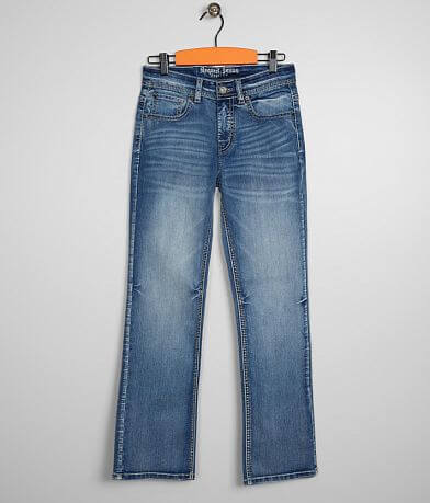 aad29ea6a311 Boys - Request Jeans Straight Stretch Jean