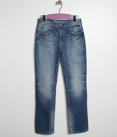 Boys - Request Jeans Straight Stretch Jean