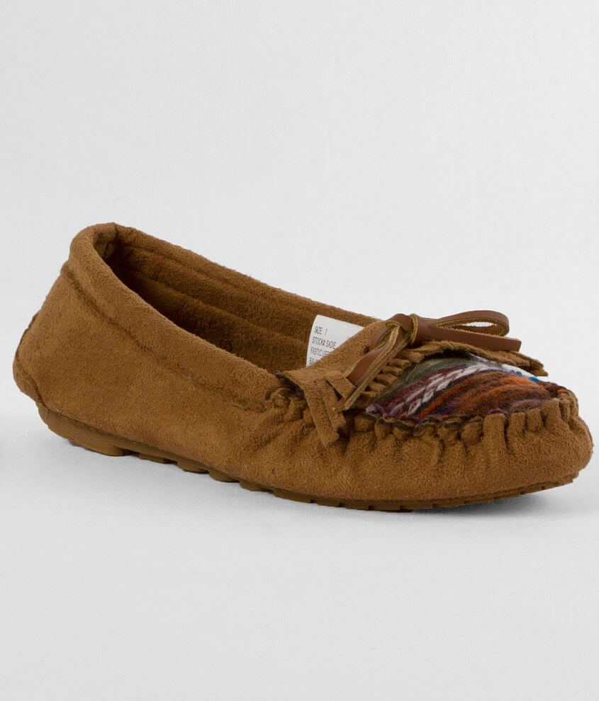 Celebrity Pink Sadie Moccasin front view