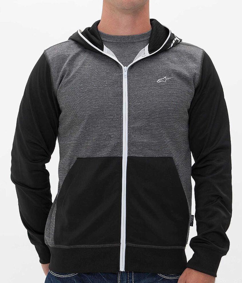 Alpinestars USA Freemont Hooded Sweatshirt front view