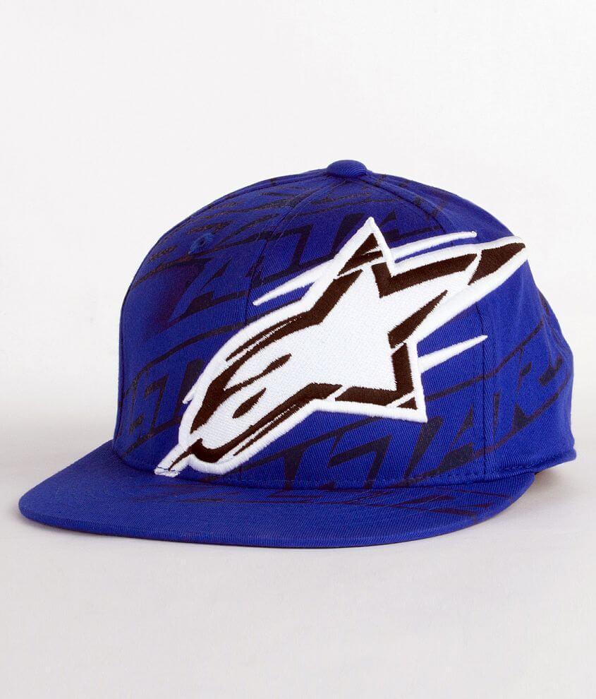 Alpinestars USA Stroller Premium 210 Hat front view