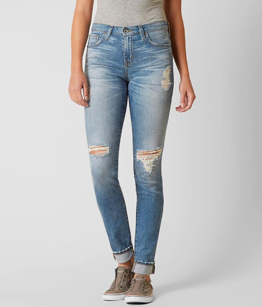 Big Star Vintage Liv Skinny Stretch Jean front view