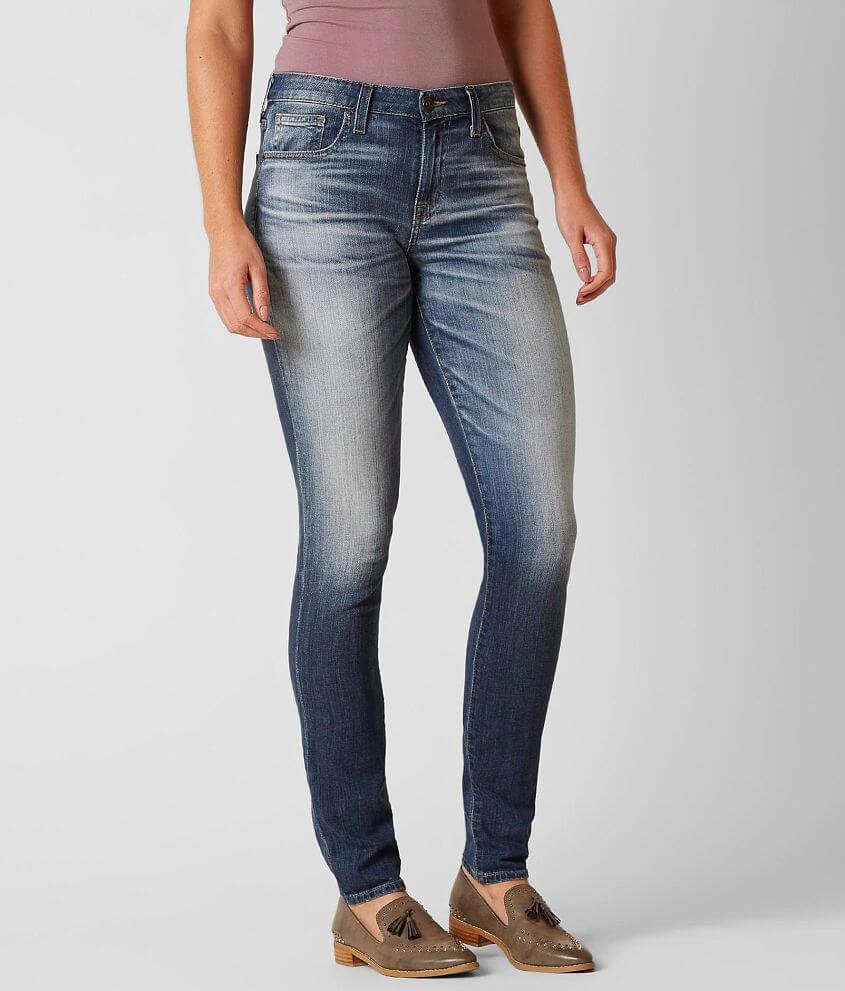Big Star Vintage Maddie Skinny Stretch Jean front view