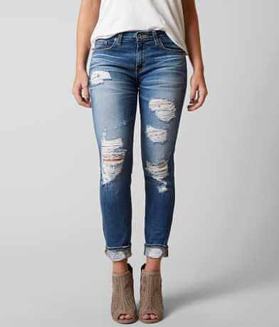 Big Star Vintage Maddie Ankle Skinny Stretch Jean