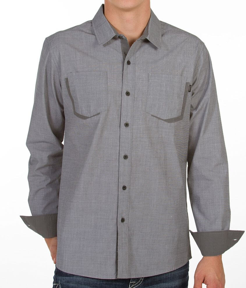 AMBIG Delroy Shirt front view