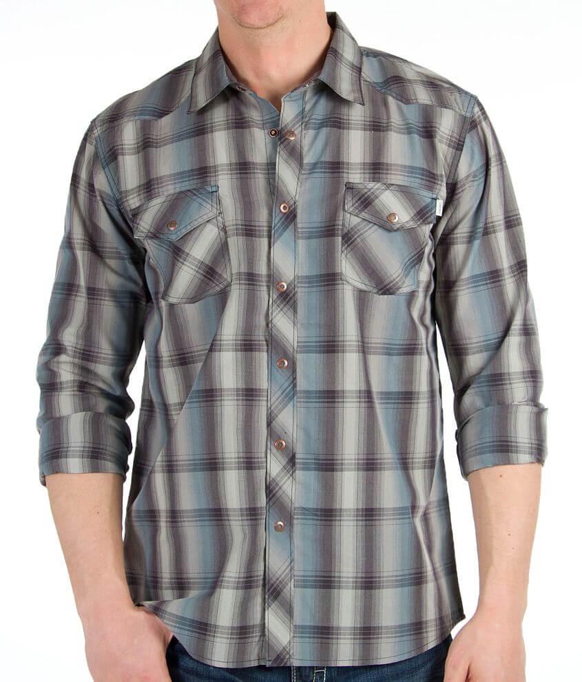 AMBIG Macon Shirt front view