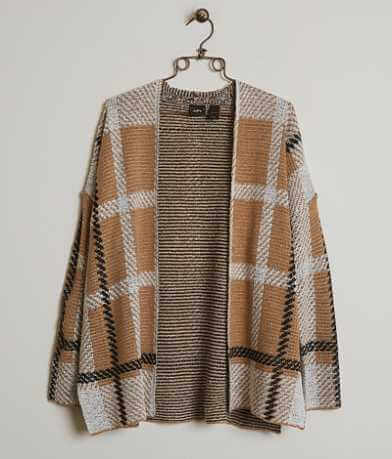 Daytrip Reversible Cardigan Sweater