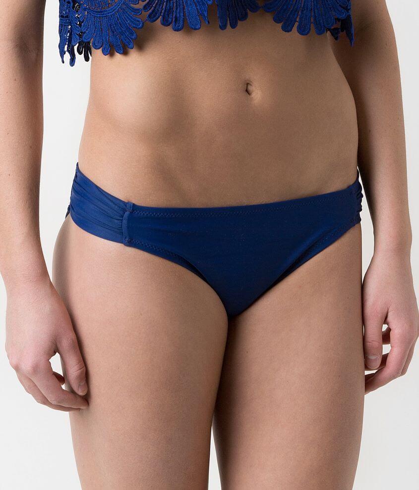 Jessica Simpson Solid Swimwear Bottom front view
