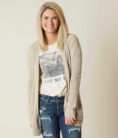 Daytrip Slip Stitch Cardigan Sweater