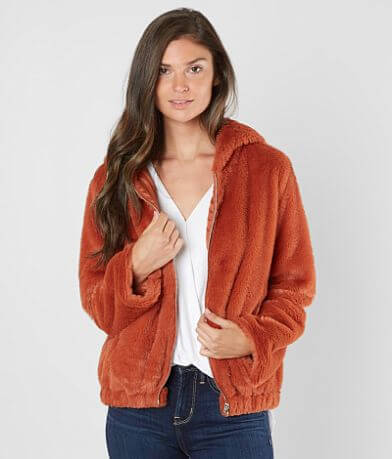 Daytrip Faux Fur Jacket