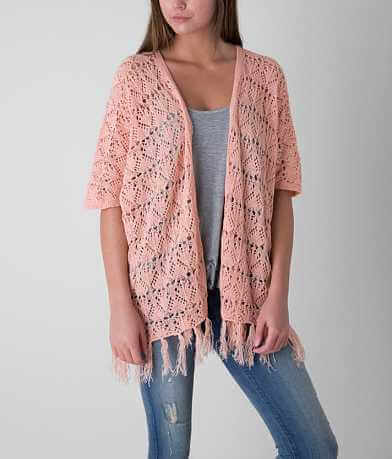 Daytrip Tape Yarn Cardigan Sweater