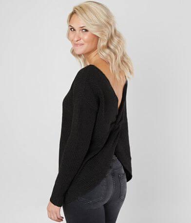 Daytrip Open Weave Sweater