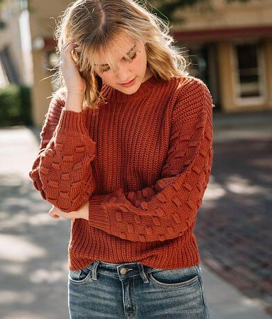 Willow & Root Pullover Sweater