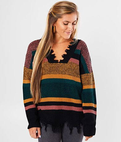 Daytrip Striped Sweater